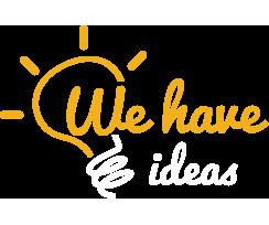 Pleasant We Have Ideas Hospedeiras E Promotores De Eventos Marketing Largest Home Design Picture Inspirations Pitcheantrous